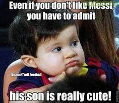 thiago messi 2014 - Google Search