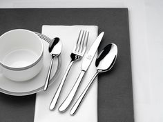 Jamboree cutlery set, from the Rockingham Forge Contemporary Collection