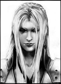 Sephiroth... Need I say more...