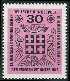 German Stamp