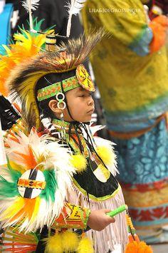 Young Indian Dancer by Birdman of El Paso, via Flickr
