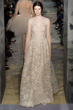 Valentino Spring 2014 Couture Fashion Show - Antonia Wesseloh (Elite)
