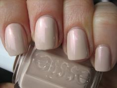 essie: Topless And Barefoot