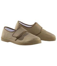 Mocassins Confort : Profitez de vos journées grâce au confort de ces Mocassins Canvas ! Conçus pour les pieds sensibles, ils vous accompagneront durant toutes vos balades de l'été ! Leur secret : un réglage sur-mesure grâce à leur patte scratchée. Leurs atouts : des chaussures, tige basse, tout confort en solide tissage canvas, 100 % polyester, entièrement doublées textile et dotées de semelles TPR antidérapantes. Leur plus : une allure décontractée, des teintes d'été et une touche de…