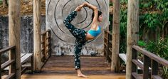 """3 Ways Balancing Yoga Poses Can Help You Live Better """"Off The Mat"""""""
