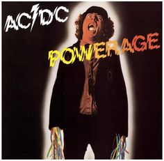 #Powerage was the first #ACDC album to feature #CliffWilliams on bass. The album went Platinum in the US and was ranked number 325 in #RockHard magazine's book of The 500 Greatest Rock & Metal Albums of All Time. #MalcolmYoung #AngusYoung #BonScott #Vinyl #LP
