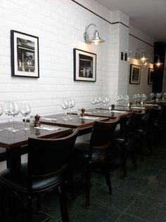 Restaurant Chez Viva M'Boma in Brussels, Belgium, Remodelista