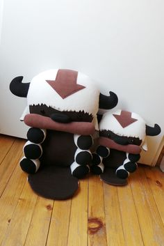 Avatar Appa Plush. Adorable!