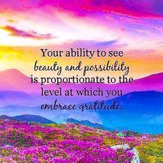 Embrace Gratitude  Lets Try Love