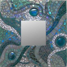 Minerva Mosaics Gallery Reminds me of waves at the beach! Tile Art, Mosaic Art, Mosaic Glass, Mosaic Tiles, Mosaic Crafts, Mosaic Projects, Mosaic Designs, Mosaic Patterns, Mosaic Pictures