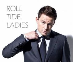 and Roll Tide to you Mr. Tatum:)