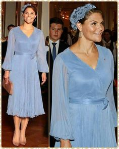 Princess Victoria Of Sweden, Crown Princess Victoria, Princesa Victoria, Swedish Royalty, Royal Clothing, Royal Style, Prince And Princess, Ice Queen, Royal Fashion