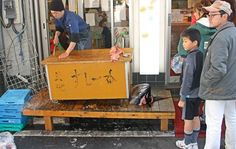 Silvesterrauschen in Tokio - Roadtrippin' Tsukiji, Japan Travel, Toy Chest, Storage Chest, Home Decor, Seafood Market, New Years Eve, Decoration Home, Room Decor