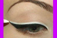 delineado de ojos beige - Buscar con Google