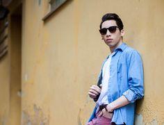 Men's Closet   Blog de Moda Masculina : Outfit Of The Day : Casual Mood!