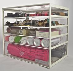 Dreams can be practical, right? Makeup Storage, Makeup Organization, Shoe Rack, Drawers, Cleaning, Storage Ideas, Modern, Stuff To Buy, Dreams