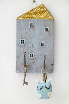 Ran on the lines - That is how woman Leinen styles properly - - Wood Projects That Sell, Diy Craft Projects, Diy And Crafts, Handmade Home Decor, Diy Home Decor, Driftwood Projects, Driftwood Art, Paper Crafts Origami, Wood Gifts