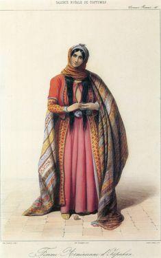 My Persian-Speaking Friends - wahnwitzig: Armenian woman from Isfahan