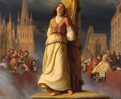 Letra Espírita: Judas Iscariotes reencarnou como Joana D'arc.