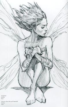 Craptastic stuff, toxicnotebook: Illustrator Sunday: Iain McCaig.