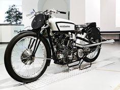 1935 Husqvarna 496 racer