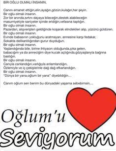 ❤️Oğlumu seviyorum / Can Yücel