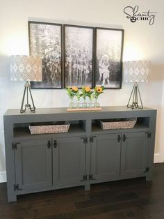 Ana White  Dining Room Buffet  Diy Projects  Best Made Plans Unique Dining Room With Sideboard Design Inspiration