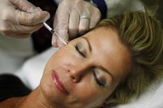 Can depression disappear with a shot? New research suggests ‪Botox injections relieve the blues. #PlasticSurgery #Botox