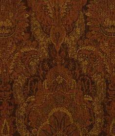 Beacon Hill Izmir Palace Vermillion Fabric Dining Room Drapes, Robert Allen Fabric, Beacon Hill, Window Treatments, Palace, Upholstery, Auburn Hair, Fabrics, Curtains