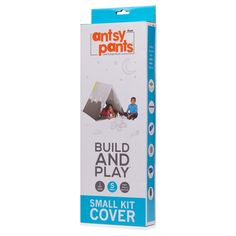 Antsy Pants Tent Fabric Cover - Small
