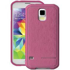 BODY GLOVE 9409204 Samsung® Galaxy S® 5 Satin Case (Raspberry) #Samsung Galaxy S5