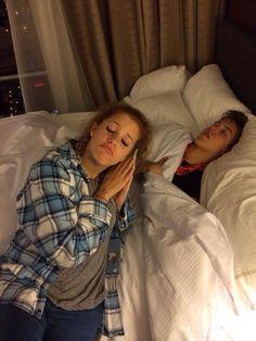 Lol Matt looks cute when he sleeps