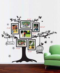Walplus Family Photo Tree Wall Decal | zulily