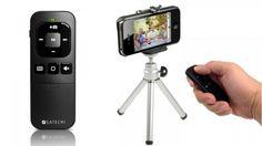 Satechi BT Media Remote fills the iOS device remote control gap