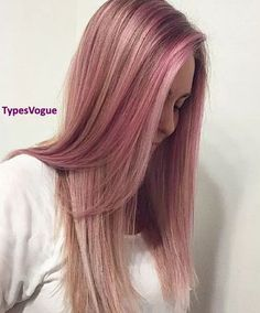 Pink Hair Color is the most top hair color ideas for the trendsetter in 2018. So how do you decide what hair color is best for you? Every girls want to make your hair with blonde highlights and most of trending ideas which is going in 2018. Take a look at our gallery and find daily different ideas for your next event.