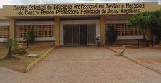 Inscrições para cursos técnicos do CEEP Professor Felicidade de Jesus Magalhães vão até dia 18