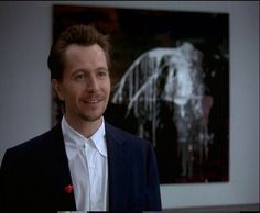 Gary Oldman as Albert Milo in Basquiat