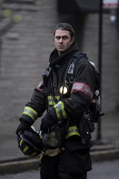 Chicago Fire, I heart you...
