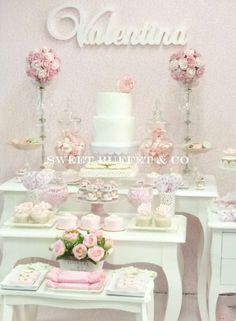 Shabby chic birthday party ideas in 2019 Shabby Chic Crafts, Shabby Chic Decor, Shabby Chic Birthday Party Ideas, Girl Shower, Baby Shower, Buffet Dessert, Fairy Tea Parties, Flower Arrangement Designs, Bridal Shower Flowers