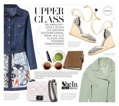 """""""Upper class"""" by mihreta-m ❤ liked on Polyvore featuring beauty, J Brand, Louis Vuitton, NARS Cosmetics, Mulberry, ZeroUV and shein"""