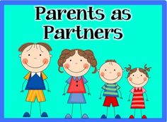 Tips to get parents to work as partners.