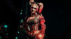 Harley in Injustice 2