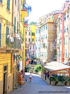 The Five Villages of the Cinque Terre, Italy