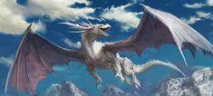 White Dragon by Antonio J. Manzanedo