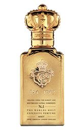 The most expensive perfume in the world - Clive Christian