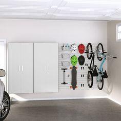 12pc de pièces en plastique silos cases /& tool kit garage hangar tidy accessoires