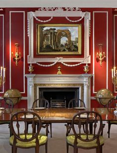 Age of Elegance: Treasures from the Century Town House - Mallett, London, until July 2013 Townhouse Interior, London Townhouse, Textured Walls, Old World, Home Interior Design, Past, My Design, Contemporary, Elegant