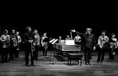 FIME - Festival Internacional de Música de Espinho de 2011. Concerto no Auditório da Academia de Música de Espinho, evento com Orquestra Barroca da União Europeia