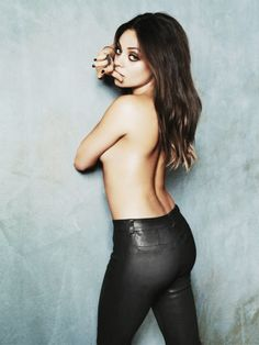 Mila Kunis, Esquire's Sexiest Woman Alive