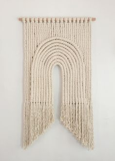 Recent Work | Macrame & Fiber Art by Sally England